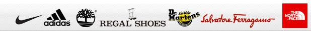 リーガル・アディダス・ナイキなど靴のリサイクル対象ブランド